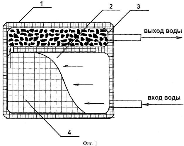 Фильтрующий элемент и фильтр для очистки воды