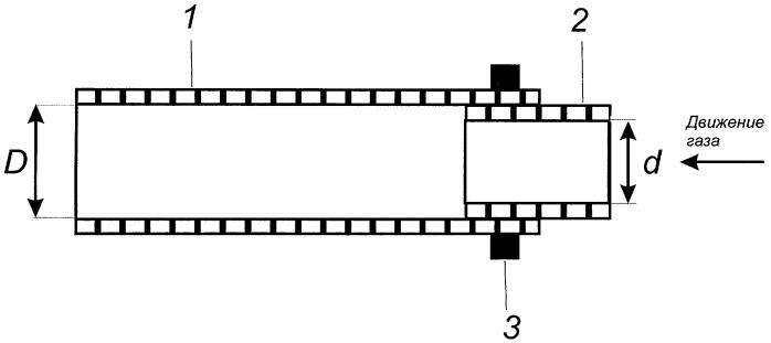 Фильтрующий элемент рукавного фильтра