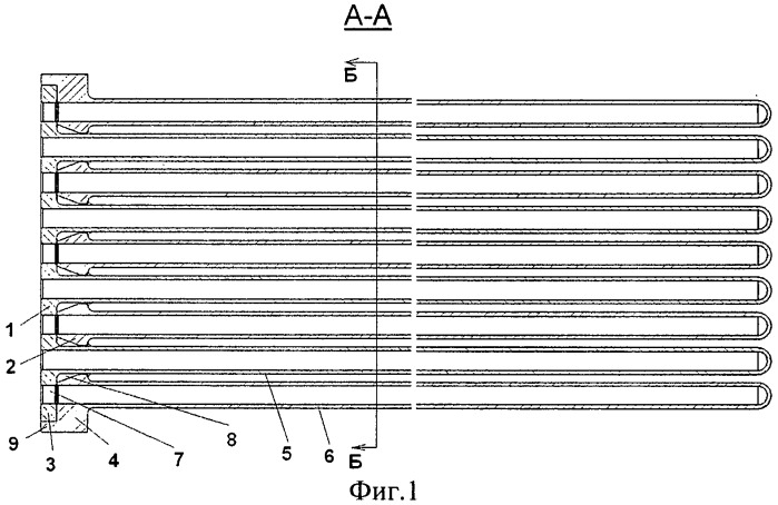 Способ изготовления мембранного модуля