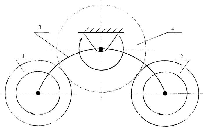 Балансирная подвеска ходовой части средства передвижения