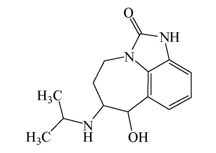 Энантиоселективный синтез 6-амино-7-гидрокси-4,5,6,7-тетрагидроимидазо[4,5,1-jk][1]бензазепин-2[1h]-она и зилпатерола