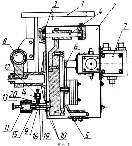 Гидромеханическая система стабилизации угла наклона рабочего органа планировочной машины