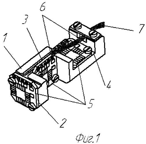 Способ и устройство для крепления электронных плат акселерометров в корпусе измерительного прибора забойной телеметрической системы