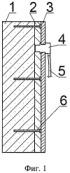 Конструкция крепи вертикальных стволов с регулируемым режимом работы