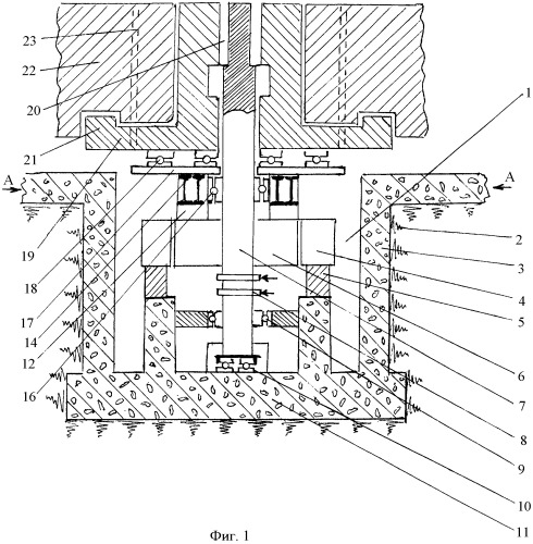 Электромеханическая установка
