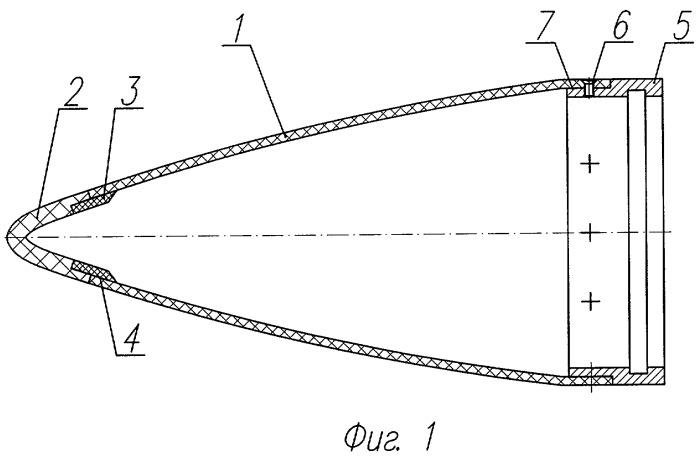 Антенный обтекатель и способ изготовления антенного обтекателя