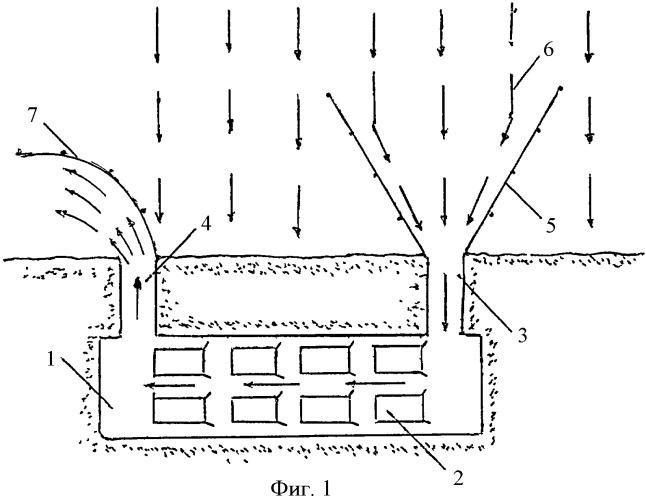 Гидротехническое сооружение для подращивания личинок и выдерживания производителей сиговых рыб в садках