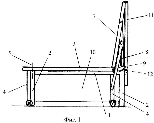 Средство трансформации мебели
