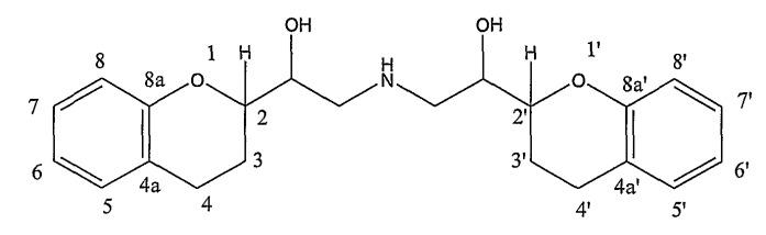 Фармацевтическая композиция, содержащая гидроксилированный небиволол