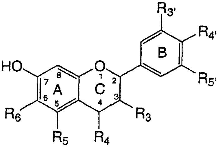 Продукты присоединения сахаров к флавоноидам, способ их получения и применение