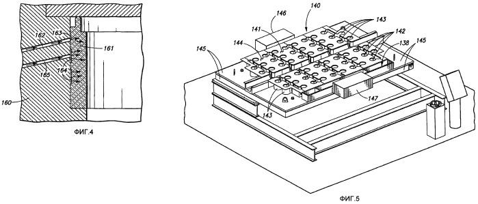 Система регулирования расхода газа для литейных форм для расплавленного металла с проницаемыми стенками периметра
