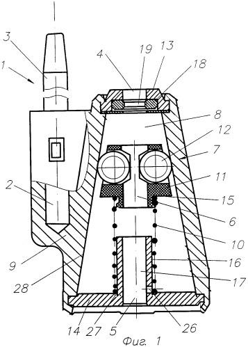 Гибкое запорно-пломбировочное устройство