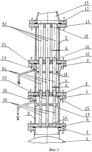 Поверхностный конденсатор