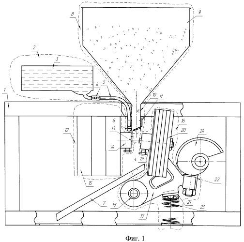 Установка для испытания на ударно-абразивное и ударно-гидроабразивное изнашивание конструкционных и специальных материалов