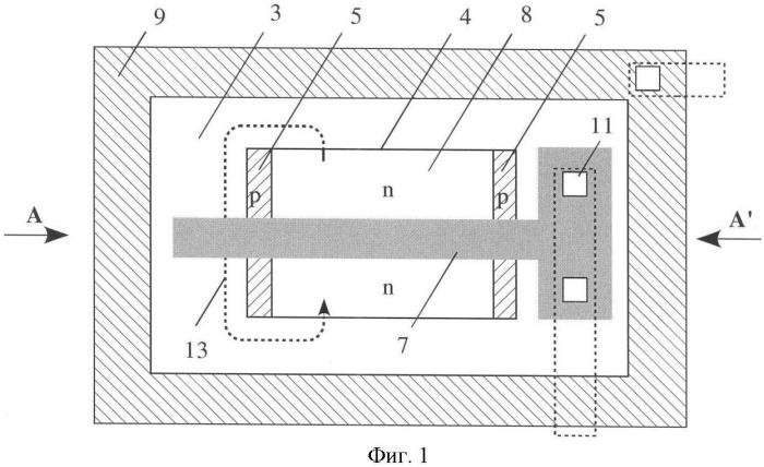 Способ изготовления радиационно-стойкой бис