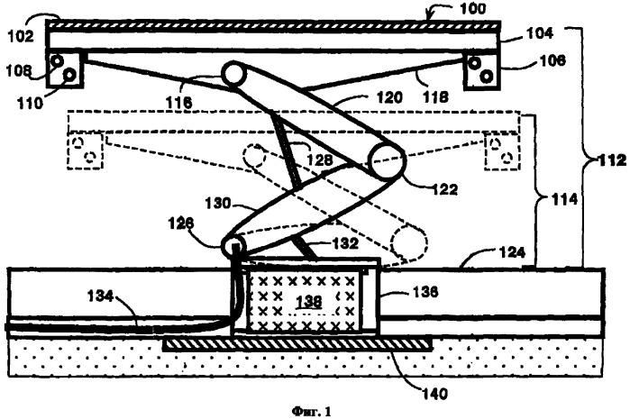 Реконструкция операционных столов