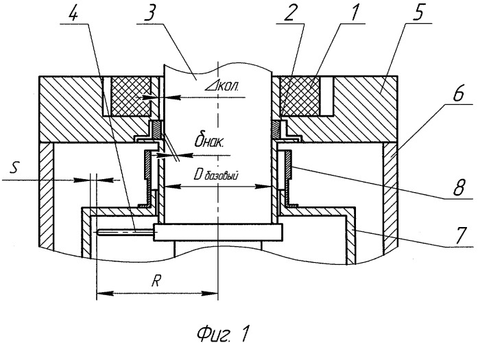 Верхняя магнитная опора ротора газовой центрифуги