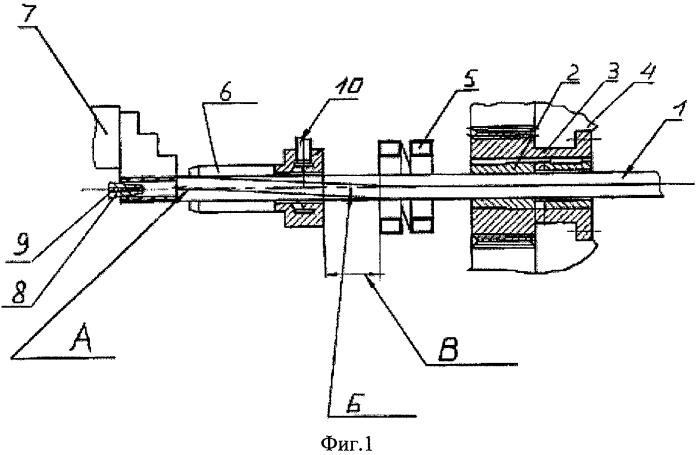 Способ и установка для изготовления труб со спиральными ребрами