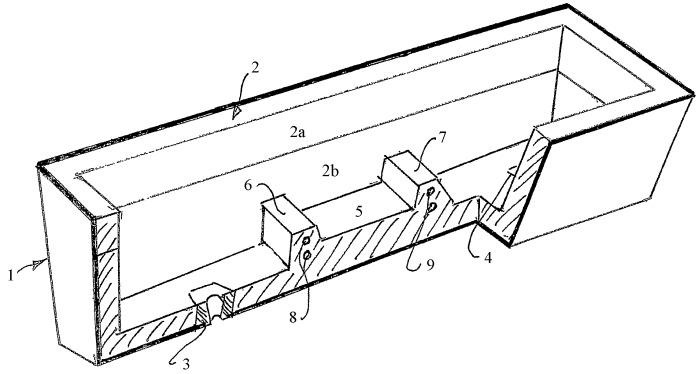 Способ изготовления изнашиваемой футеровки из зернистого огнеупорного материала для разливочных ковшей и промежуточных ковшей, а также изнашиваемая футеровка, полученная таким способом