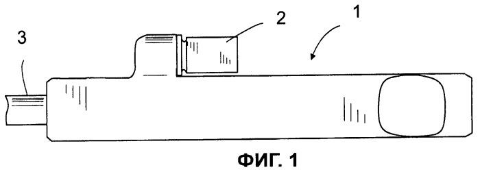 Соединительное устройство для соединения хвостовика долота для ударного бурения по твердым породам