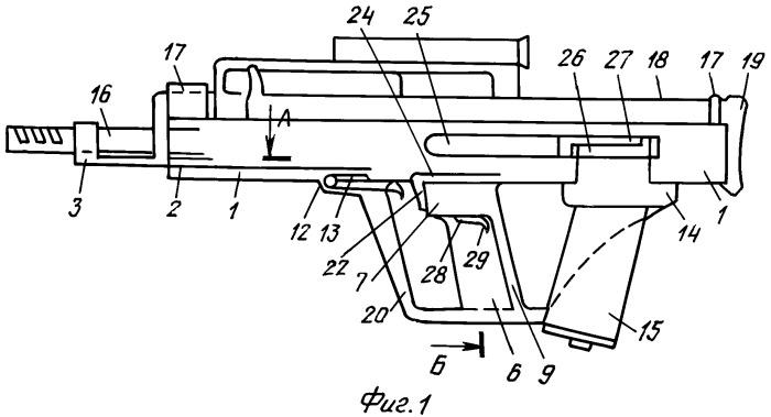 Ложа оружия