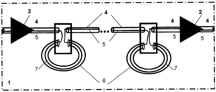 Способ реконструкции и увеличения пропускной способности волоконно-оптической линии передачи