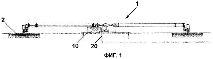 Способ исследования физико-механических характеристик дорожных покрытий в условиях испытательного комплекса (варианты)
