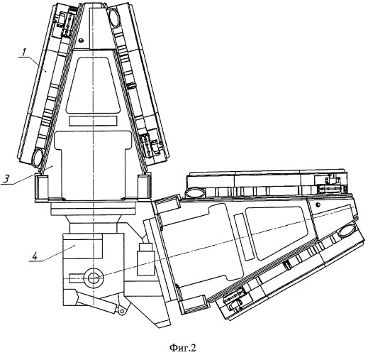 Радиолокационная антенная решетка