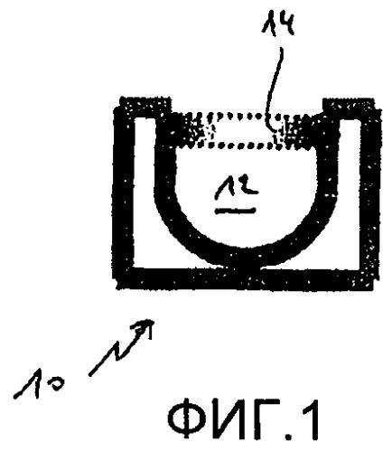 Способ, устройство и форма для получения кондитерского изделия с применением нагреваемого компонента