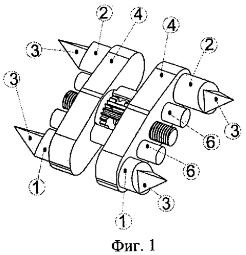 Автоматический экспандер для расширения верхней челюсти и перемещающий аппарат