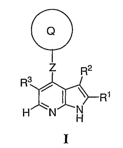 Пирролопиридины, полезные в качестве ингибиторов протеинкиназы