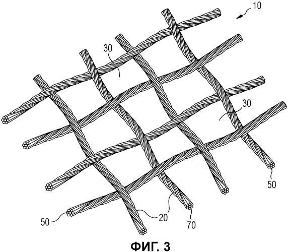 Ткань и многослойная тканевая структура