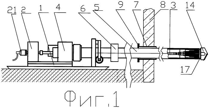 Способ сооружения горизонтальной дренажной скважины в неустойчивых подвижных горных породах и буровой снаряд для его осуществления