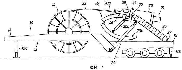 Способ и устройство для проведения операций в подземных буровых скважинах