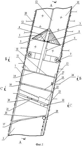 Комплекс для крепления скважин большого диаметра