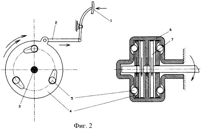 Дисковый тормозной механизм трактора мтз