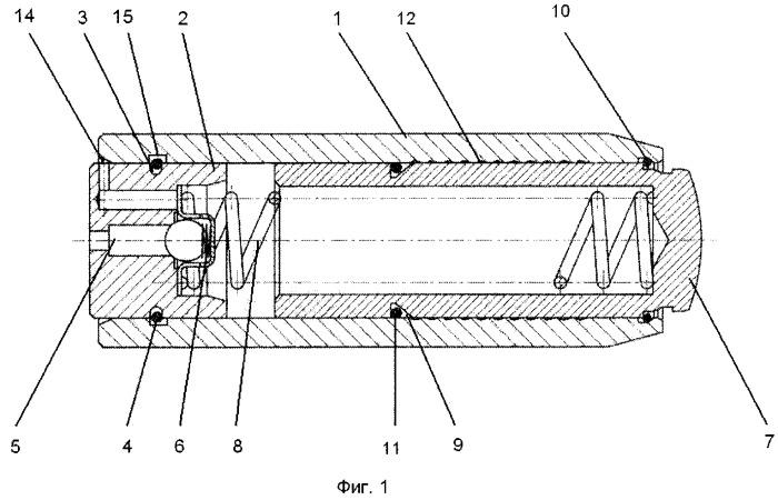 Гидромеханическое устройство для натяжения цепи