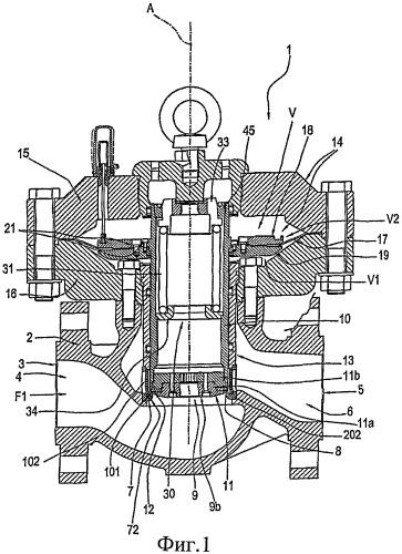 Усовершенствованный регулятор давления газа
