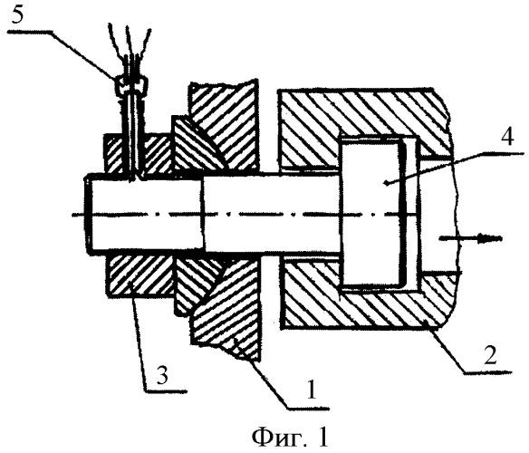 Способ определения нагрузки на витки резьбового соединения