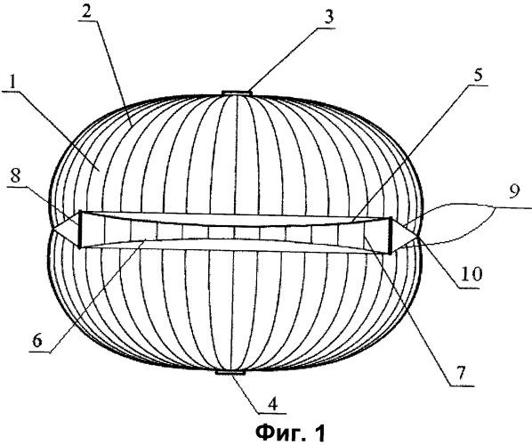 Развертываемый крупногабаритный космический рефлектор (варианты)