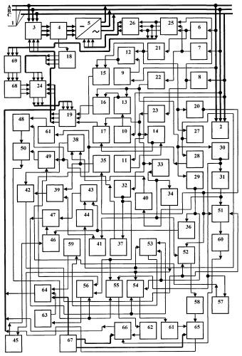 Способ повышения качества и эффективности использования электроэнергии в n-фазной системе энергоснабжения (вариант 2)