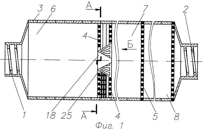 Трубная мельница с классифицирующей перегородкой