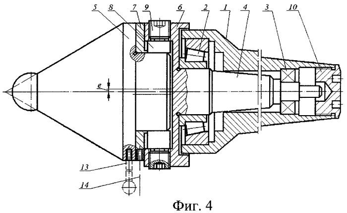 Способ установки и выверки заготовок деталей типа валов