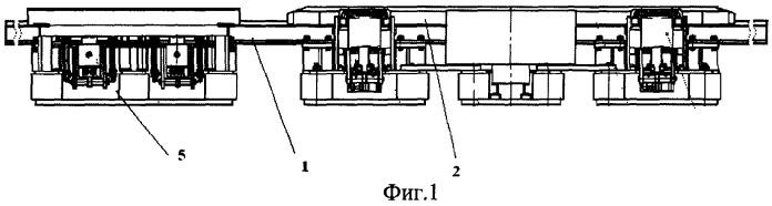 Гидравлический вагонный замедлитель