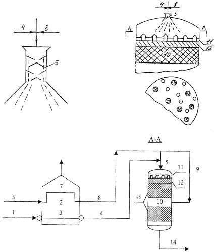 Способ получения изопрена, изобутилена и формальдегида