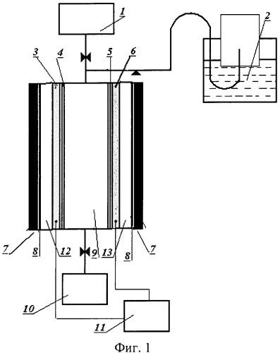 Способ снижения вязкости сырой нефти в потоке и устройство для его реализации