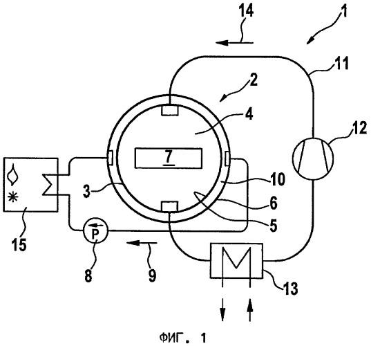 Способ и установка для проведения процесса структурного превращения в материале заготовок сухим методом