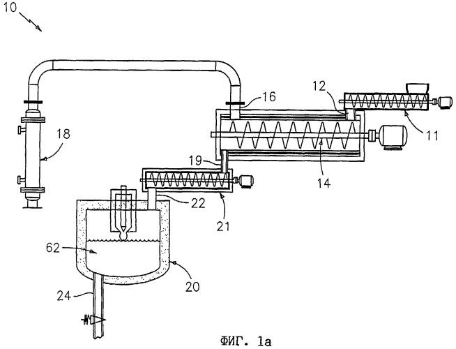 Способ и установка для переработки композиционных материалов