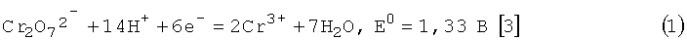 Способ извлечения катионов меди из кислых растворов, содержащих сильные окислители