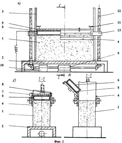 Стенд для моделирования на эквивалентных материалах